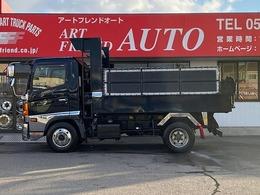 日野自動車 レンジャー ダンプ 2.5立米