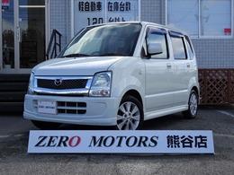 マツダ AZ-ワゴン 660 FX-Sスペシャル 4WD キーレス ETC アルミ シートヒーター