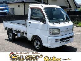 ダイハツ ハイゼットトラック 660 スペシャル 3方開 5速 エアコン パワステ