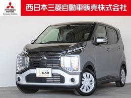 三菱 eKクロス 660 M 距離無制限保証3年付 オーディオレス車