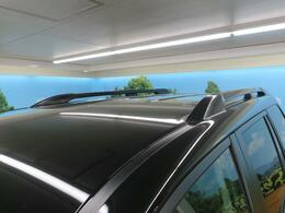 【ルーフレール】SUVテイストをより強調してくれます!もちろん利便性もバッチリです♪