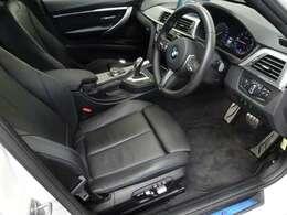 電動BMWスポーツシート