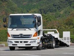 日野自動車 レンジャー 2.45t セルフローダー 内寸-長565x幅213x高6