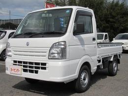 スズキ キャリイ 660 KCエアコン・パワステ 3方開 ETC 車検03年2月 荷台ゴムマット