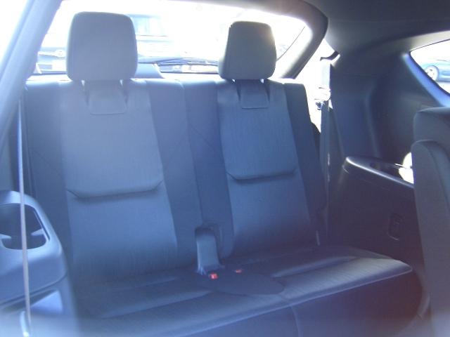 サードシートもキレイな状態です