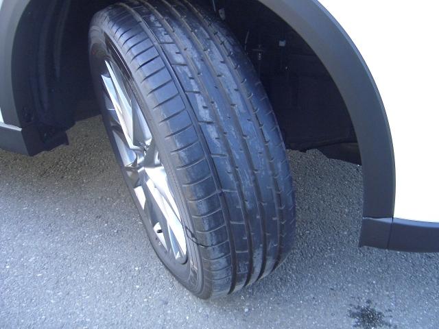タイヤ溝も十分残っています