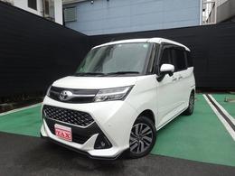トヨタ タンク 1.0 カスタム G スマートアシストII ワンオーナー 禁煙車