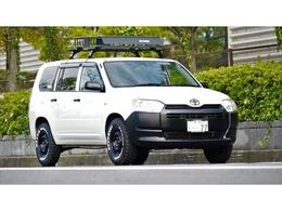 トヨタ プロボックスバン 1.3 DX コンフォート リフトアップ マッドタイヤ ナビ