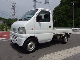 スズキ キャリイ 660 KU(エアコン付) 3方開 4WD