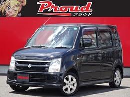 スズキ ワゴンR 660 FX-S リミテッド /禁煙車/検2年含/1年保証/キーレス/純AW