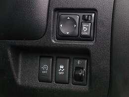 燃費の向上をサポートする『アイドリングストップ機能』搭載モデル!!その他、オゾンセーフエアコンやアウターメッキドアハンドル、ヘッドライトレベライザー、電動格納角度調整機能付きドアミラーなど多数装備!!