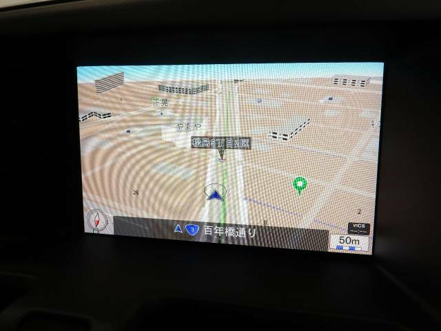 ◆フルセグTV内蔵純正HDDナビゲーション『CD/DVD再生はもちろん、音源録音機能やBluetoothオーディオなど多彩なメディアに対応!御納車時には最新の地図データへ無料更新いたします。』