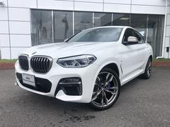 BMW X4 の中古車 M40i 4WD 愛知県小牧市 775.0万円