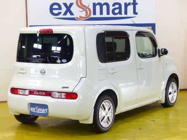エクスマートの保証がパワーアップ! 初期トラブルに対応する1か月間の「エクスマート・ベーシック保証」に加え、1年間・走行無制限でエンジンとエアコンを保証する「プレミア故障保証」付き! 保証は全国対応!