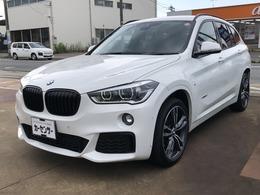 BMW X1 sドライブ 18i Mスポーツ ドライブレコーダー