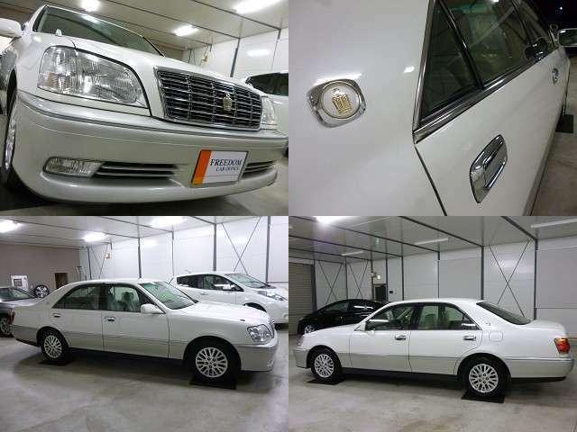 経過年数・前オーナー様の保管状況等々によりお車の状態は様々です。内装・外装の清掃はとてもかんたんですが、【ガラス】の汚れは手作業では、不可能です。少々費用はかかりますが、専門業者様のガラスメンテも有☆