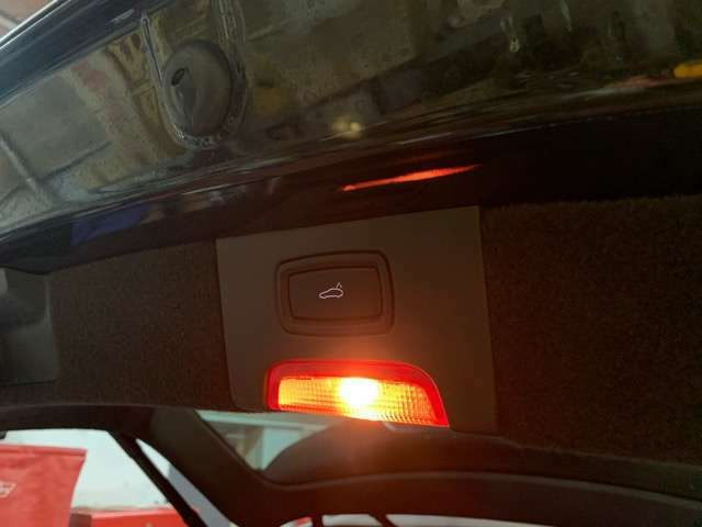 便利な電動リアゲート付きのお車です。
