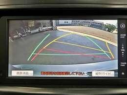 バックモニターは車庫入れの強い味方。車は構造上、死角がたくさん。後退時の死角をチェックするために便利ですよ。ただし、バックは目視で確認することが重要ですよ。