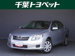 トヨタ カローラアクシオ 1.5 G クラシコ ワンセグTV バックモニター CD
