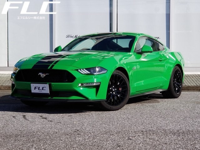 2019年モデル フォード・マスタング V8 GT Fastbackが入荷致しました☆