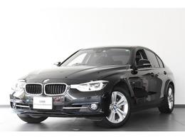 BMW 3シリーズ 318i スポーツ 認定中古車 パーキングPKG Bカメ 衝突軽減B