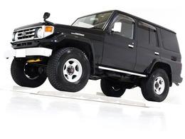 トヨタ ランドクルーザー70 4.2 ZX ディーゼル 4WD リフトUP