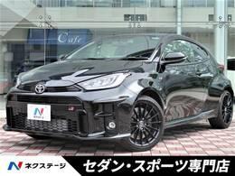 トヨタ GRヤリス 1.6 RZ  4WD 専用シート内装 専用18インチAW