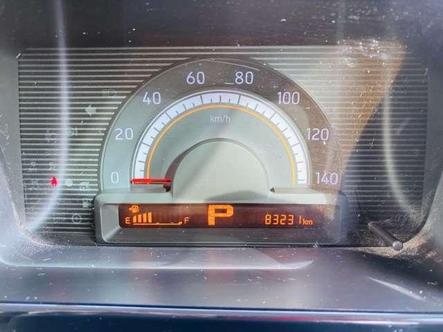 走行83231km