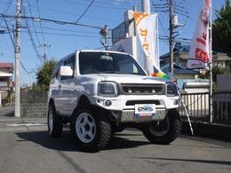 スズキ ジムニー 660 XG 4WD リフトアップ 社外マフラー 社外ボンネット