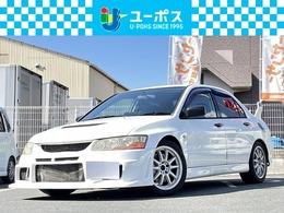 三菱 ランサーエボリューション 2.0 GSR VII 4WD EGオーバーホール済み・Rウイング・車高調