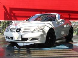 メルセデス・ベンツ SLKクラス SLK200コンプレッサー BRABUS18AW・黒本革・ETC・シートヒーター