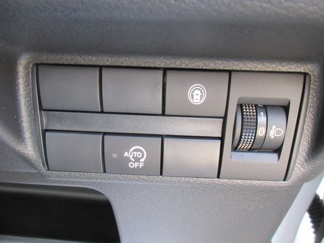 安全装置もあるからドライブも安心