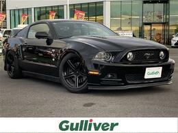フォード マスタング V8 GT クーペ プレミアム 社外ナビ/フルセグ/Bカメ/ドラレコ/車高調