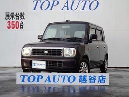 スズキ アルトラパン 660 G エディション CD 純正アルミ パワ-ウィンドウ 電格ミラ-