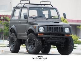 スズキ ジムニー 660 HC 4WD リフトアップ 15インチ オーバーフェンダー