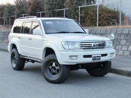 トヨタ ランドクルーザー100 VX リミテッド Gセレクション 1ナンバー