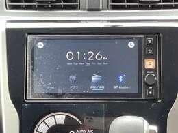 Bluetooth接続可能で室内での音楽を楽しみながらドライブを満喫できます!ナビ設置交換も可能ですのでお気軽にお問い合わせくださいませ!