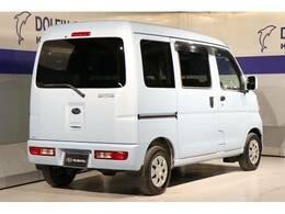 数少ない サンバーバン 4WD ターボ車です!室内はバンとは思えない充実装備!乗用的にお乗りいただくのも良いかもしれません!パイオニア製ナビ ETCがついています。まぁ、画像をご覧ください!
