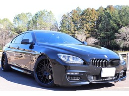 BMW 6シリーズグランクーペ 650i Mスポーツパッケージ 本革 ハイパーフォージドAW