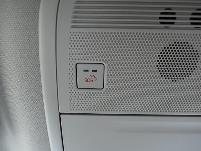 エアバックの展開やSOSボタンが押されたことを検知すると位置情報と緊急信号を自動的に緊急通報オペレーターが救急や警察の手配を行います。