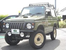 スズキ ジムニー 660 ランドベンチャー 4WD 3インチUP検対応レトロカスタム