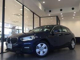 BMW 1シリーズ 118d プレイ エディション ジョイ プラス ディーゼルターボ 弊社元デモカーRアシスト純正ナビBカメ16AW