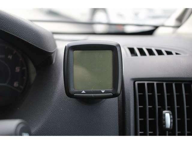 パーキングセンサーも装備しておりますので、駐車時も安心です♪