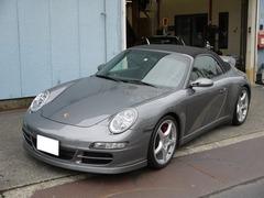 ポルシェ 911カブリオレ の中古車 カレラ4S ティプトロニックS 4WD 東京都足立区 648.0万円
