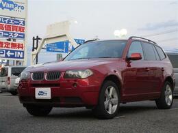 BMW X3 2.5i 4WD AT