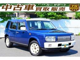 日産 ラシーン 1.8 ft タイプII 4WD パターンカラー変更OK レザーシート