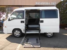 スバル サンバーディアスワゴン トランスケア車椅子電動リフト車 キ-レス車椅子電動リフト車