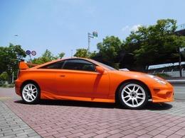 トヨタ セリカ 1.8 SS-II MKコンプリート 全塗装 車高調 マフラー