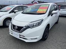 日産 ノート 1.2 X FOUR 4WD /新品夏タイヤ装着