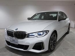 BMW 3シリーズ M340i xドライブ 4WD レーザーライト 19AW 黒革 H&Kサウンド
